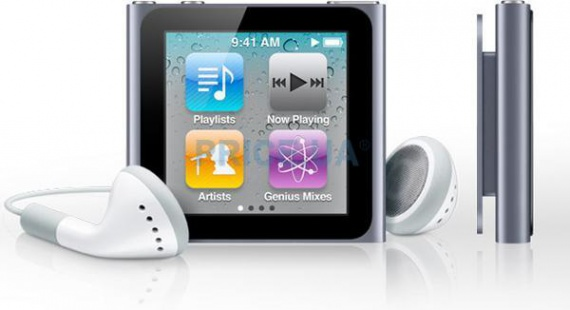Apple iPod nano 6gen 16GB