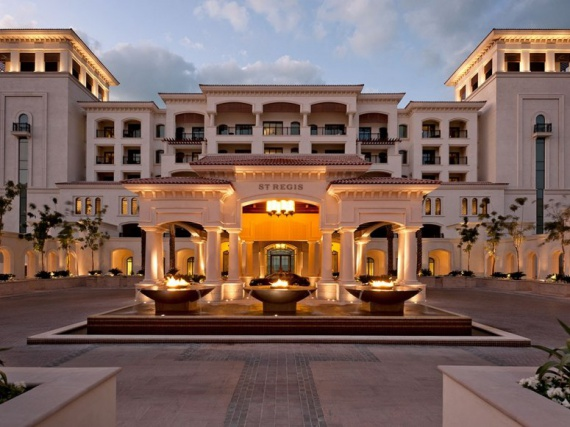 The St.Regis Saadiyat Island Resort